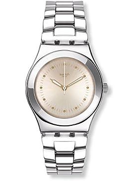 Swatch Damen-Armbanduhr YLS197G