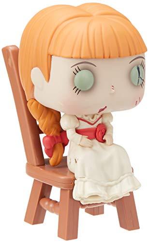 Funko 41967 POP Vinyl: Filme Annabelle in Chair Sammelbares Spielzeug, Mehrfarben