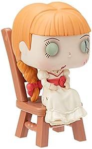 Funko- Pop Figura de Vinilo: Películas Annabelle in Chair Coleccionable, Multicolor (41967)