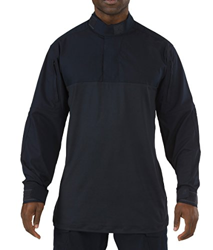 5.11 Tactical Series 511-72071 Chemise de Combat Mixte Adulte, Dark Navy, FR (Taille Fabricant : 3XL)