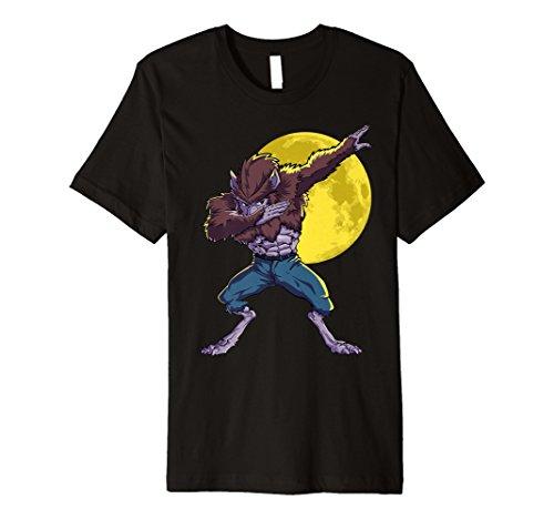 30938c3a Dabbing werewolf halloween shirts il miglior prezzo di Amazon in ...