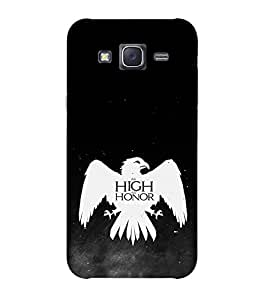 Doyen Creations Printed Back Cover For Samsung Galaxy Grand Max