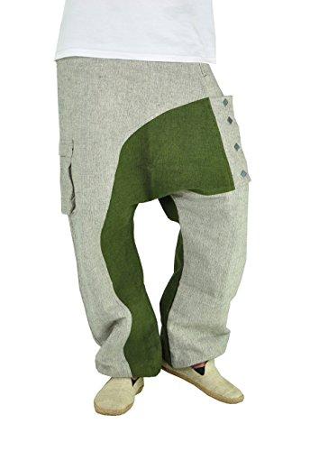 virblatt – Jeans Haremshose Herren, Baggy Jeans und Harem Jeans – Kopfkino gy