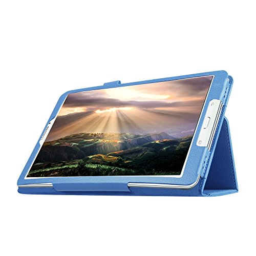 Hzssec PU Slim Smart Cover Folio case per Samsung Tab e sm-t560/T561 24,4 cm tablet, con supporto e porta