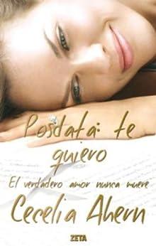 Posdata: Te Quiero (B de books) de [Ahern, Cecelia]