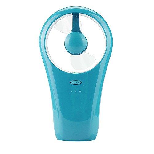 A buon mercato!,Styledresser Mini ventilatore, ventola portatile mini ventilatore del condizionatore d'aria Portatile USB Raffreddamento Raffreddamento portatile ricaricabile Personale Ventilatore da Tavola