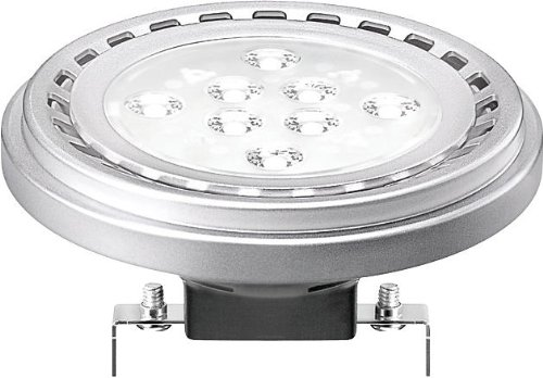 LED AR111 12 Volt 15 Watt 827 G53 40 Grad warmton extra dimmbar - Philips