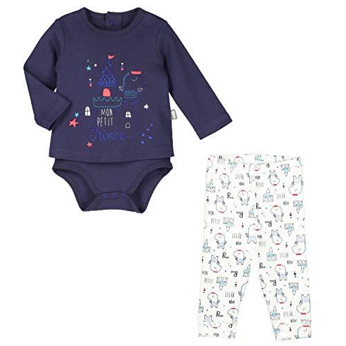 88662f72130eb Ensemble bébé garçon body T-shirt + pantalon Petit Prince - Taille - 9 mois