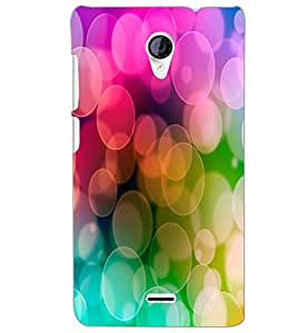 MICROMAX A106 UNITE 2T BUBBLE Back Cover by PRINTSWAG
