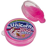 Great Gifts For Everyone Perfect present gift. Unicorn Poo Putty. Pink Unicorn Putty