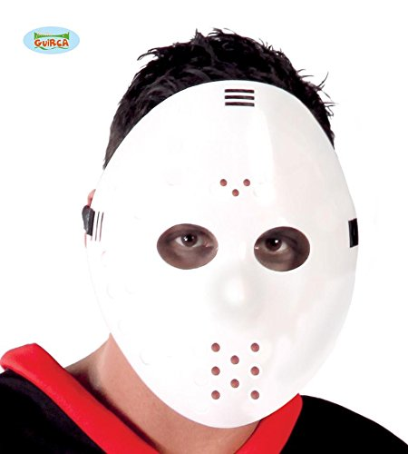 Enter-Deal-Berlin Maske - Eishockey -, Jason Gesichtsmaske Horrorfilm Halloweenfilm Verfilmung Freitag der 13.