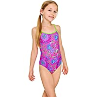 Zoggs Fille Bold Baroque Yaroomba Floral Maillot de bain