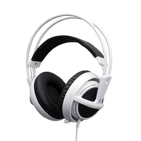 SteelSeries Siberia v2 Full-Size Headset weiß