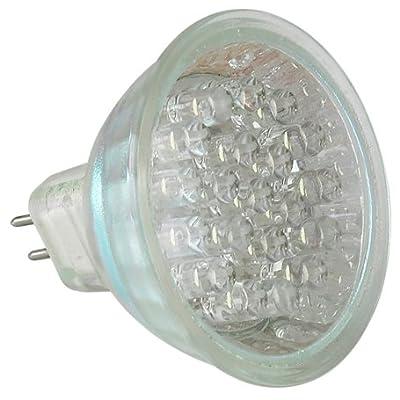 LUMIRA LED-Leuchte mit 21LEDs und 75 Lumen, Warm Weiß, MR16, 60° Abstrahlwinkel, 1,1 Watt, 12V von Lumira auf Lampenhans.de