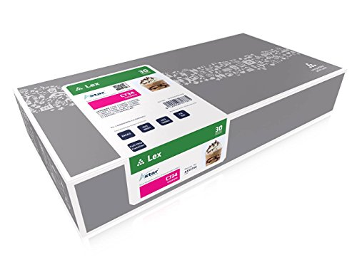 Preisvergleich Produktbild Astar AS12734 Toner kompatibel zu LEXMARK C734 C734A1MG, 6000 Seiten, magenta