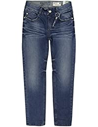 Lemmi Hose Boys Tight Fit Mid, Jeans Garçon
