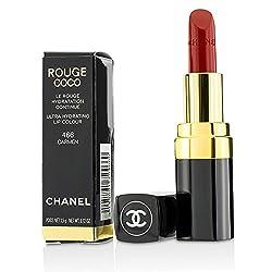 Chanel Rouge Coco Lipstick 466 Carmen