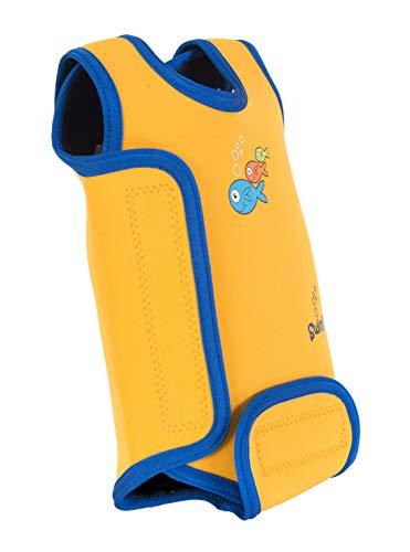 Swimbest Baby Badeanzug, Orange, 0-6 Monate (BWTWS5-06) - 4'0