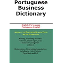 Portuguese Business Dictionary (English Edition)