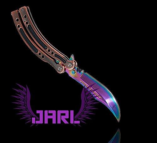 CS:GO Knife - Butterfly Fade by JARL