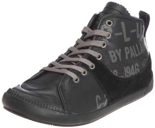 P-L-D-M by Palladium SWING CASH SUD 72921, Sneaker ragazza, Nero (Schwarz (BLACK 315)), 39