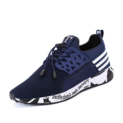 Homme chaussure de mulitsport outdoor sneakers tissu respirant chaussure de running jogging course fitness athlétique légère basse 39-45