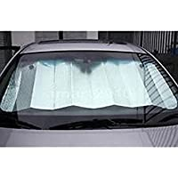Generic (unbranded) Foldable Car Sunshade (Silver)