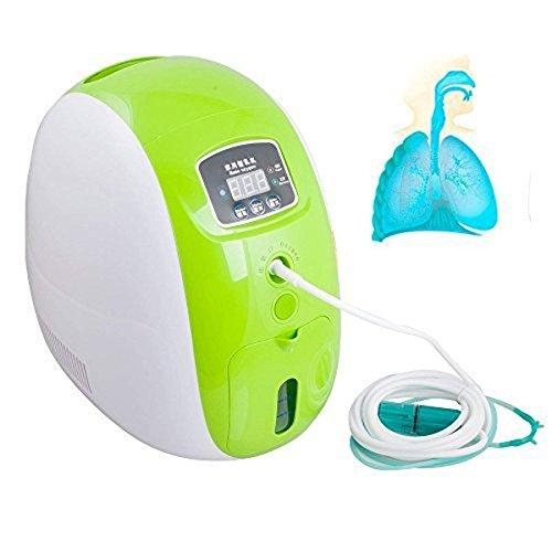 Ortable sauerstoff sauerstoff sauerstoff. 1L/Min BAR Ntelligent - Home Atomization Machine Travel air control werden Purifier