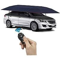 Huxury Carro Automatico Ropa de Coche de presión para automóvil Paraguas Anti-UV Techo