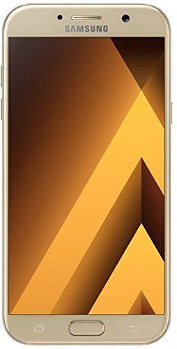 Samsung Galaxy A7 2017 (Gold Sand, 3GB/32GB)