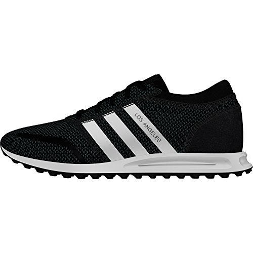 adidas Los Angeles, Sneakers Basses Mixte Adulte noir gris