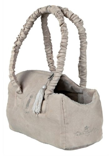 Trixie Bolso King of Dogs, 14×20×30cm, Beige