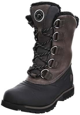 Rockport Men's Lux Lodge Black/dark Grey Waterproof Boot K58352   12.5 UK, 13 US