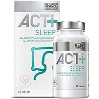 Preisvergleich für ACTI+ SLEEP von Body Sculpture - 60 Tabletten ideale Kombination aus Vitaminen und Mineralstoffen speziell zur...