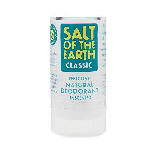 Sal tierra, desodorante natural 90 g, Crystal Spring