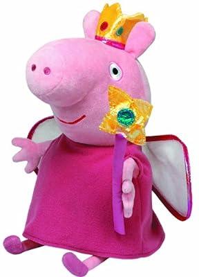 Ty Peluche - Princess Peppa 26.cm Peppa Pig Serie por Ty