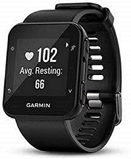 Garmin Forerunner 35 GPS Running Watch with Wrist-Based Heart Rate and Workouts - Black (B01K9W5EJ0) | Amazon price tracker / tracking, Amazon price history charts, Amazon price watches, Amazon price drop alerts