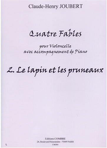 Le Lapin et les pruneaux n° 2 de '4...