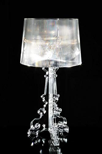 Offerte kartell battery lampada da tavolo cristallo