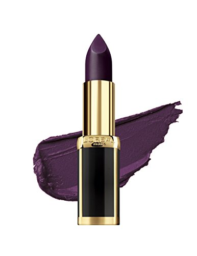 L\'Oreal Paris Balmain Limited Edition Color Riche Matte Lipstick, 468 Liberation, 3.9g