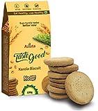 Taste Good Karela Biscuits High Fiber, Tasty and Healthy Sugar-Free Snacks, 1600 g - Pack of 16