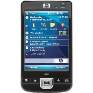 HP Hp Ipaq 211 Enterprise Handheld (210-Serie) Wi-Fi-Networking (802.11B / G); Bluetooth-Verbindung Compactflash-bluetooth