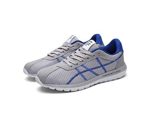 Chaussures de sport pour hommes sneaker chaussures sport air chaussures gray