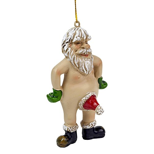 Baum Schmuck Frecher Weihnachtsmann Weihnachtsbaum Dekoration