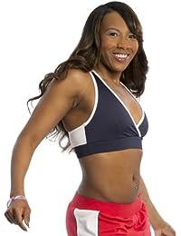 Zumba Fitness Damen Bustiers USA Basic Bra Top