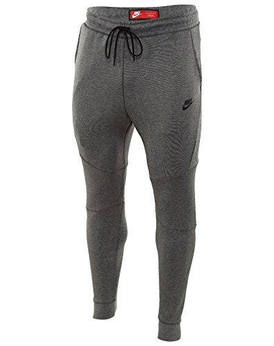Nike Herren Sportswear Tech Fleece Grau Baumwolle/Polyester Jogginghose XXXL