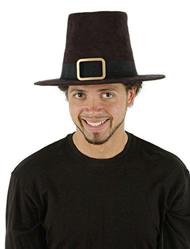 Elope 34250 Deluxe Pilger-Hut - (Kinder Pilgrim Für Kostüme)