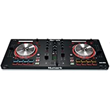 Numark Mixtrack Pro 3 All-In-One DJ Controller for Serato DJ incl. Serato DJ Intro & Prime Loops remix tool kit