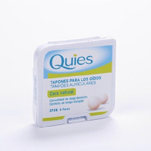 Quies Ohrstöpsel, 16 Stück (Natürliche Verdauungs-reinigung)