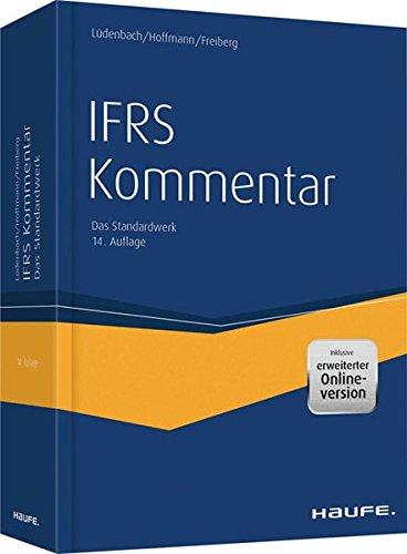Haufe IFRS-Kommentar plus Onlinezugang: Das Standardwerk bereits in der 15. Auflage